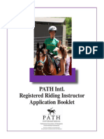 2017 Riding Instructor Booklet