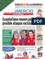 El Comercio del Ecuador Edición 225