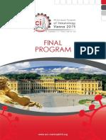 1 ECI 2015 Final Program