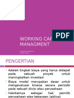 3. Working Capital Managment