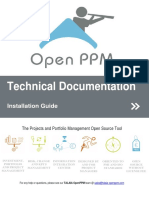 Installation Guide OpenPPM Complete (ENG) Cell v 4.6.1