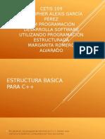 Estructura Basica Para c