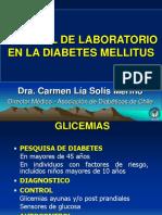 Control de Laboratorio en La Dm 04.2013