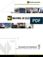 1 Presentacion Nacional de Electricos
