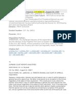 6. Solid Homes Inc. vs. Payawal 177 Scra 72
