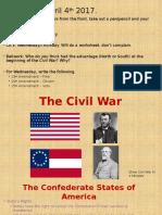 civil war loudermilk