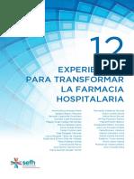 _12 Experiencias Para Transformar La Farmacia Hopitalaria SEFH
