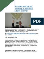 Blackwater founder held secret Seychelles meeting to establish Trump.docx