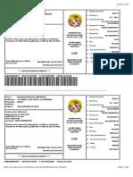 Antecipação de IPVA - Autenticação
