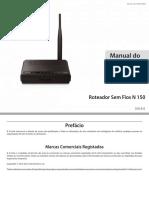 Dir-610 a1 Manual v1.00pt