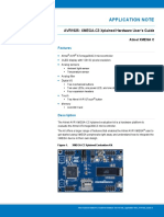 Atmel 42053 XMEGA C3 Xplained Hardware Users Guide Application Note AVR1925