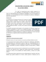 Luis Ramiro Beltran Comunicacion Para La Salud