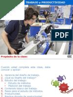 Clase_01_DT - Diseño Del Trabajo y Productividad.