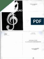 ANÁLISE Forte&Gilbert - Completo Espanhol(1)