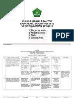 KISI-KISI  UAMBN Praktek MTs  2015-2016 (1).docx