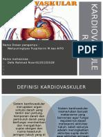 ppt Kardiovaskuler