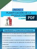 UNIDAD II Planificacion Mm