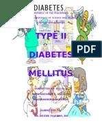 Case Study about Type II Diabetes Mellitus