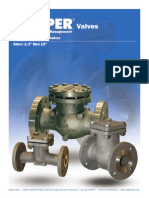 COOPER Cast Check Valves