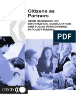 Citizen as Partners - OECD