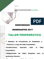 Organización Institucional 2017 Prop
