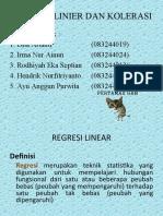 Regresi Linier Dan Kolerasi.ppt 2003