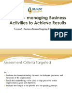 Business Processes Mapping