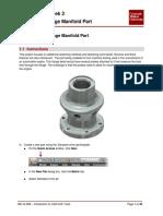 Week 2 - Project 2 - Flange Manifold Part.pdf