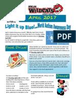 Arklan Newsletter for April 2017