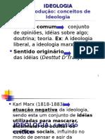 Ideologia%2creflexão e Crítica