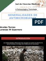 ATB Gralidades2014 (Catedra de Farmacologia)