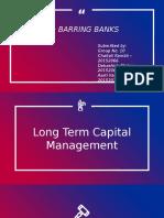 BF_Group No 10_LTCM & Barring Bank