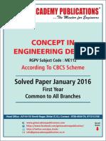 CED January 2016