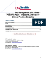 1 CPG Asthma Guidelines