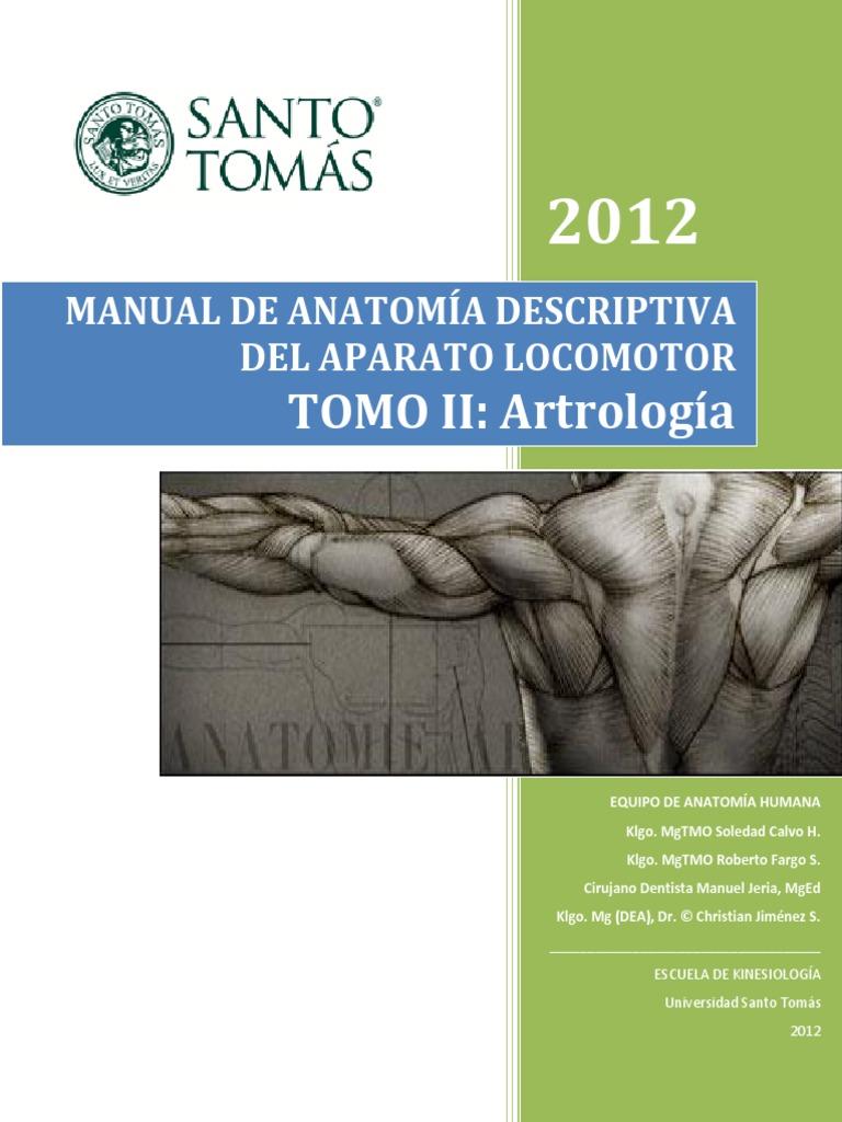 Manual Anatomia Descriptiva Tomo II v1