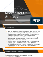 APA_Group No 10_Pair Trading & Market Neutral Strategy