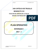Plan Operativo Internado i