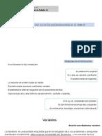 Investigacio_n- Problema y Variables