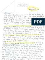 Copy of 1995 Letter to Tony December 3rd