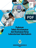 Pedoman K3 Lab TB