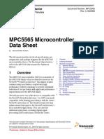 datasheet MPC556