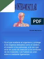 Sist Osteomuscular