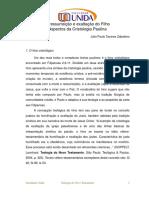 Ressurreicao e Exaltacao - Zabatiero - Aspectos Da Cristologia Paulina