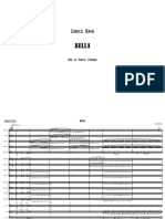 Bella - Full Score