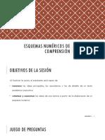 L1S04 Esquemas Numéricos de Comprensión (1)