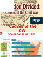 all causes of the civil war