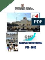 c3795e_proyecto Plan Operativo Institucional 2015
