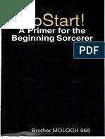 UpStart! A Primer for the Beginning Sorcerer