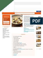 Waterzooi Recipe - Traditional Flemish Seafood Stew