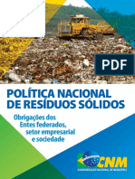 CNM - Política Nacional de Resíduos Sólidos (2015).pdf